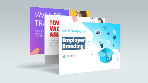 Kit de Design para Vagas
